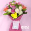 flores rosadas 1