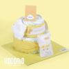 torta 2 pisos amarillo ….2